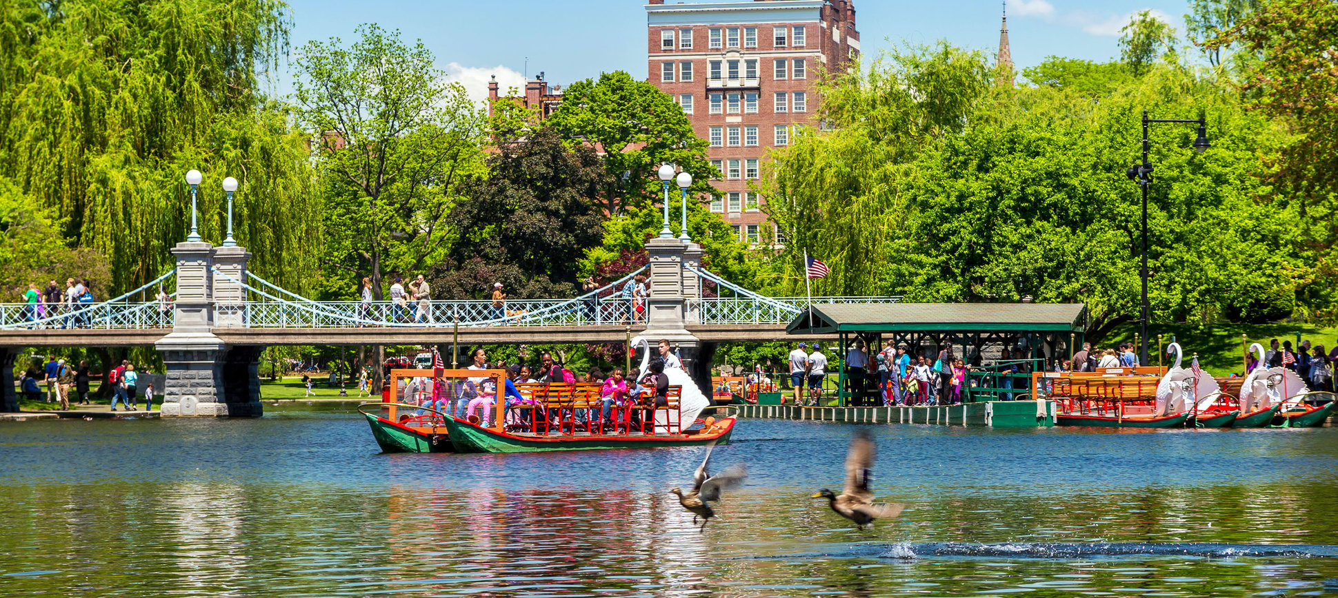50 Ways to Take Your Boston Summer to the Next Level