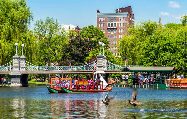 50 Ways to Take Your Boston Summer to the Next Level