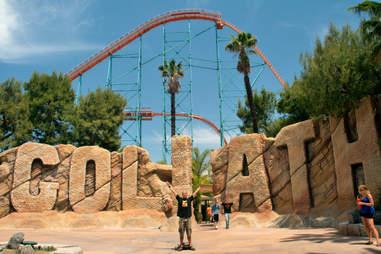 Goliath Magic Mountain