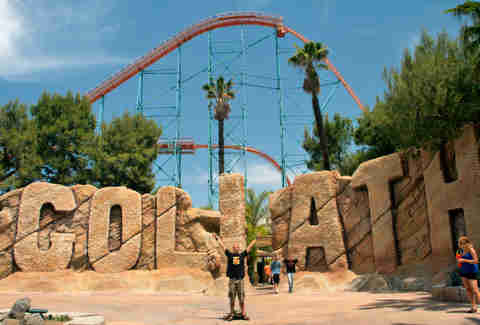 Goliath Magic Mountain