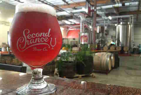 Second Chance Beer Brewbies On My Mind