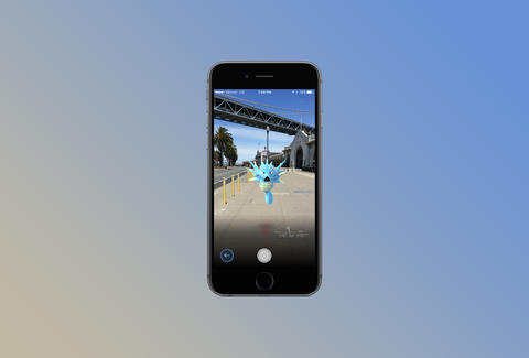 Pokemon Go iPhone