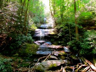 DeSoto Falls Atlanta Georgia