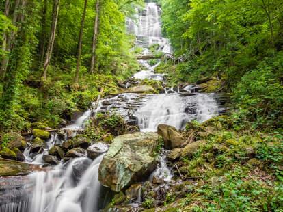 Amicalola Falls Atlanta Georgia