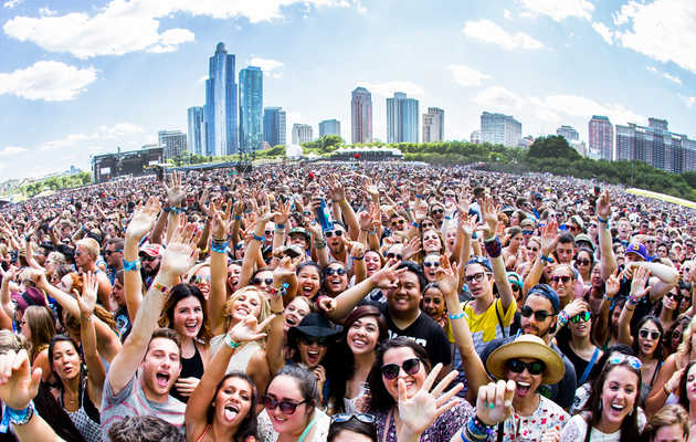 Everything You Need to Know to Rock Lollapalooza's 25th Anniversary