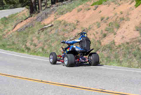 There are myriad types of vehicles at the PPIHC