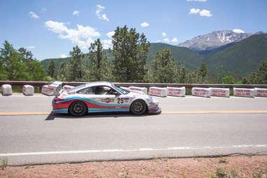 Pikes peak race