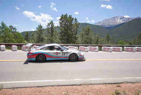 Pikes peak race