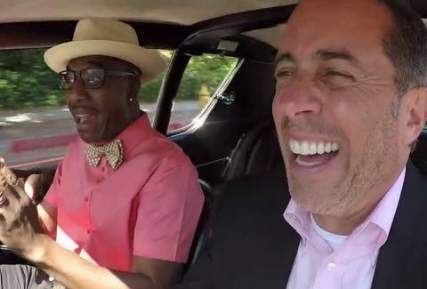 J.B. Smoove Comedians in Cars Getting Coffee