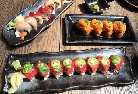 Sushi Roku A Las Vegas Nv Restaurant