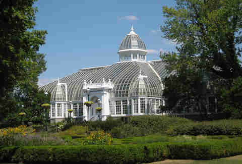 Columbus Ohio Botanical Gardens