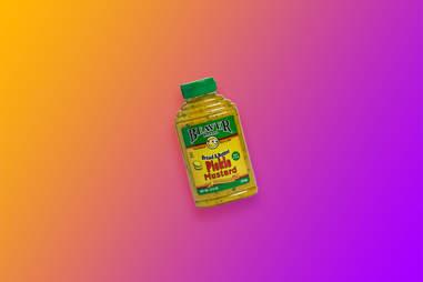 pickle mustard