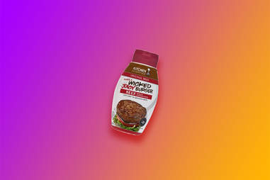 beef burger sauce