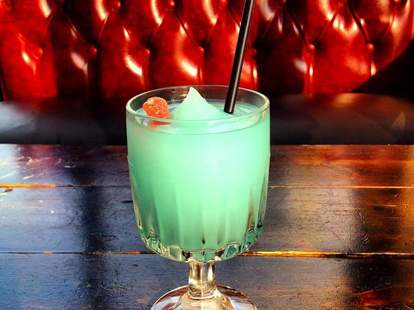 Grand Prize Bar cocktail
