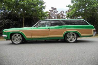 1966 Chevy Impala Wagon