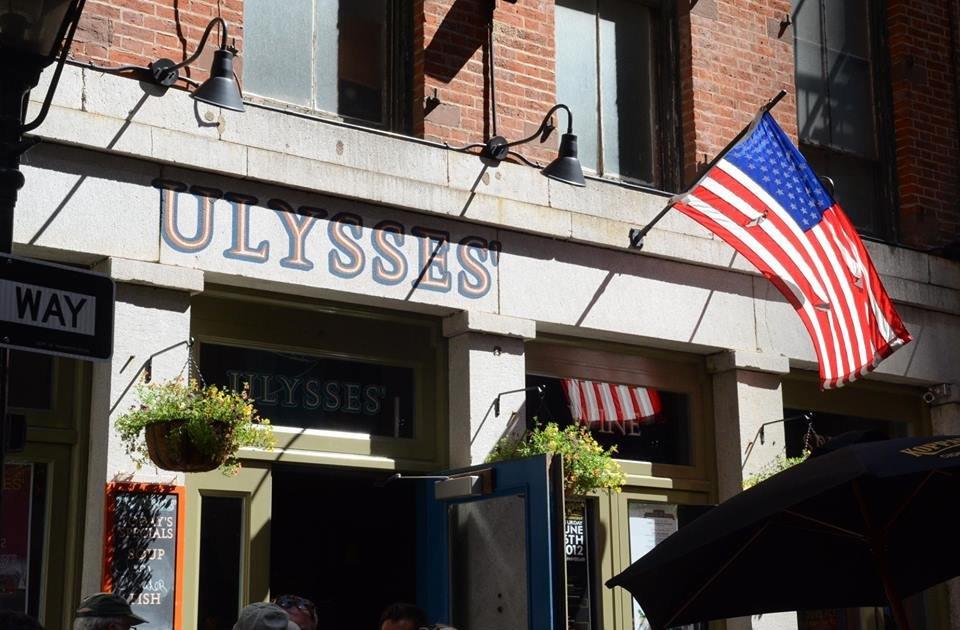 Ulysses Folk House A New York Ny Bar