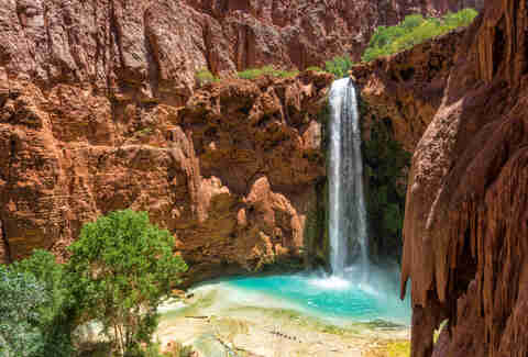 Mooney Falls Arizona