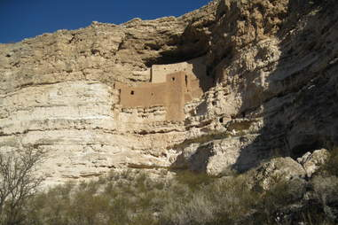 Montezuma Castle National Monument Arizona
