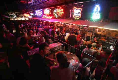 Interracial clubs in ny city