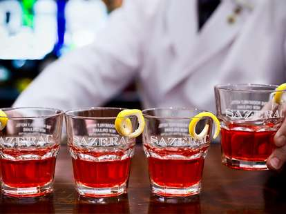 Sazerac Bar New Orleans