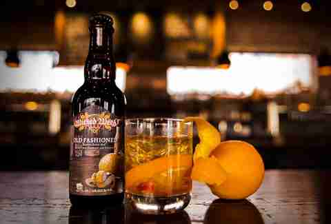 Wicked Weed Old Fashioned Beer