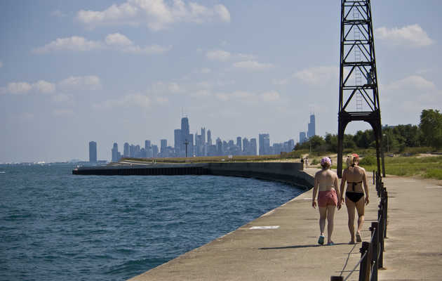 The Definitive Guide to All of Chicago's Beaches