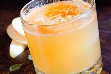 Acacia cocktail Pittsburgh