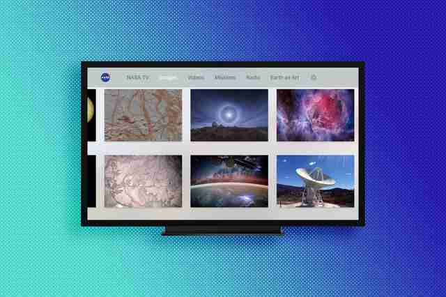 NASA apple tv app