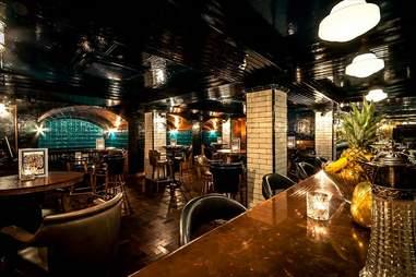 Hawksmoor Spitalfields Bar