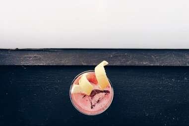 Bar Fausto cocktail Denver