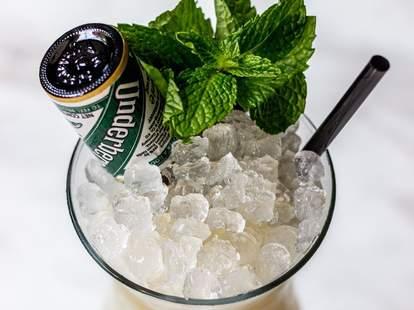 AMER cocktail Atlanta
