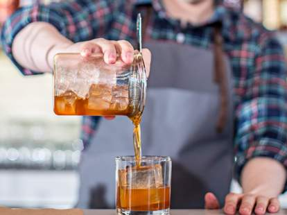 Biltong Bar cocktail Atlanta