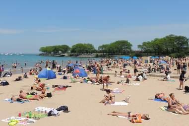 Ohio Street Beach