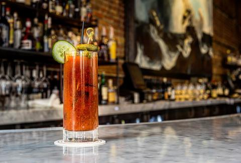 Upscale tapas and craft cocktails at Wright & Co. in Detroit