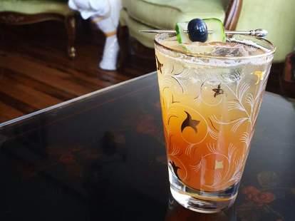leftdoor cocktail