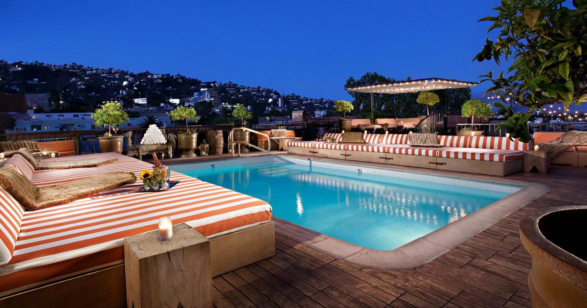 Best Pool Bars In Los Angeles Thrillist