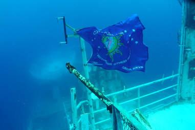 Vanderberg Wreck Key West