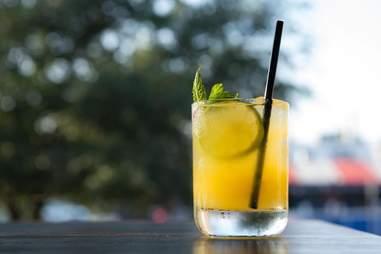 Wayward Sons cocktail Dallas