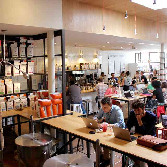 Get Your Caffeine Fix at DC\'s Best Coffee Shops