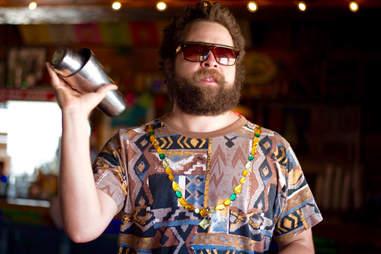 Brian Almaraz bartender Cheer Up Charlie's Austin