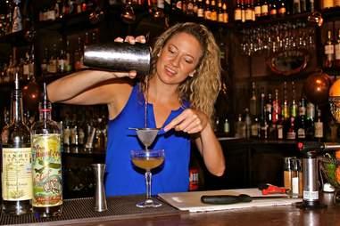 Irene Jeanotte bartender CU29 Austin