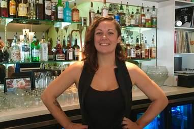 Melody Plate bartender Kitty Cohen's Austin