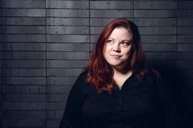 Jen Keyser bartender Geraldine's Austin