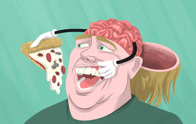 15 Ways Your Brain Tricks You Into Staying Fat