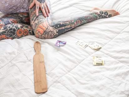 tattoos condoms