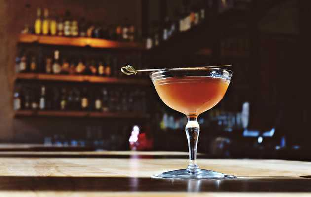 The Best Cocktail Bars in Seattle