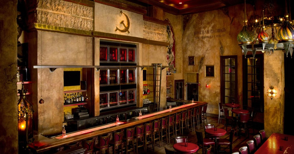 Best Themed Bars In Las Vegas Nevada Thrillist