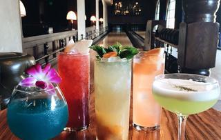 Tropicana Bar at the Roosevelt Hotel
