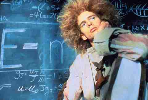 Yahoo Serious in Young Einstein