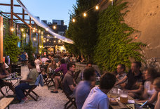 The NYC Outdoor Beer Gardens You Need to Be Drinking at This Summer